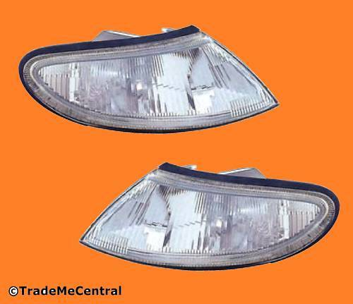 Ford Falcon EF EL Clear Corner Park Lamp Lights NEW